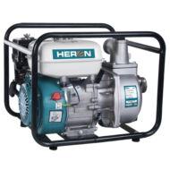 """Benzinmotoros nyomószivattyú, 6,5 LE (EPPH 15-10), 1,5""""bemenet, 1×1,5"""" és 2×1""""kimenet"""
