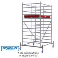 Krause Stabilo Gurulóállvány 50-es sorozat 5,4m (2,5x1,5m) 745224