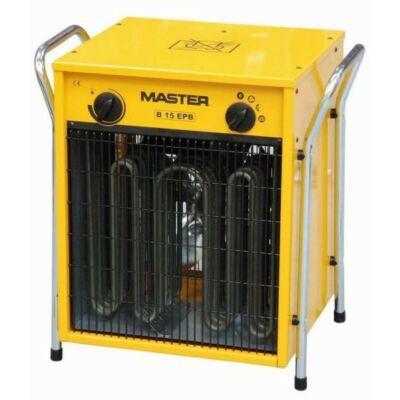 Hőlégfúvó MASTER B15 (elektromos 15kW)