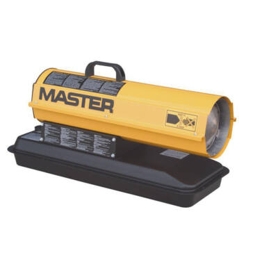 Hőlégfúvó MASTER B35 (gázolajos 10kW)