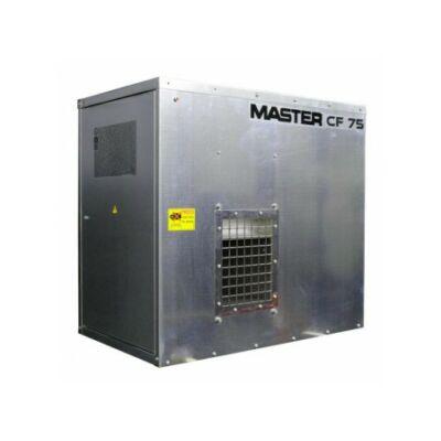 Hőlégfúvó földgázos MASTER CF75 (horganyzott)