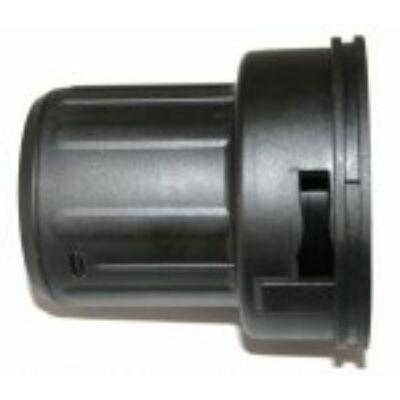 Bajonett csatlakozó 35 mm-es gégecsőhöz