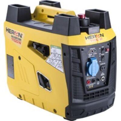 benzinmotoros áramfejlesztő, 1,0kVA, 230V, digitális szabályzású