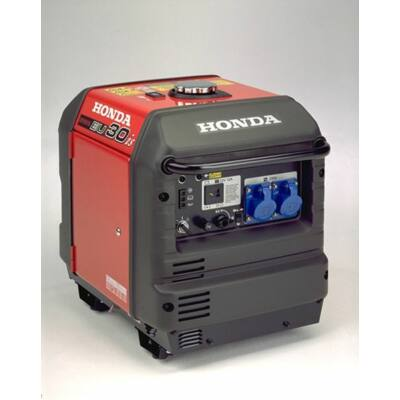 Honda EU 30i s-önindítós inverteres áramfejlesztő (2,6 kVA)