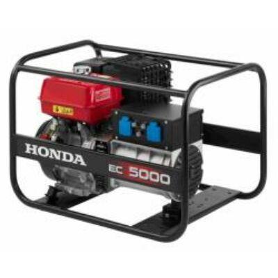 Honda EC 5000 egyfázisú áramfejlesztő (4,5 kVA)