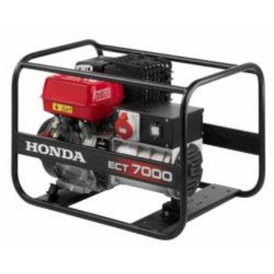 Honda ECT7000 háromfázisú áramfejlesztő (max. 7kW)