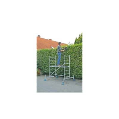 Krause  ClimTec alumínium munkaállvány 3 m  710116 (31kg)