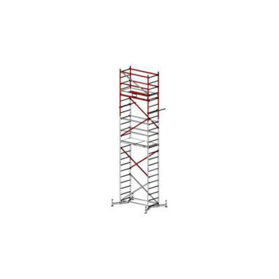 Krause 710154 Monto ClimTec alumínium munkaállvány II. magasítás (7m-ig)  /30kg;2,21m/