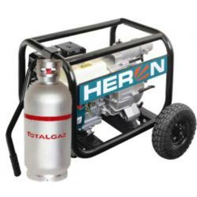 """Benzin-gázmotoros zagyszivattyú (EMPH 80 WG) 6,5 LE 3"""" (85mm-6menet)"""