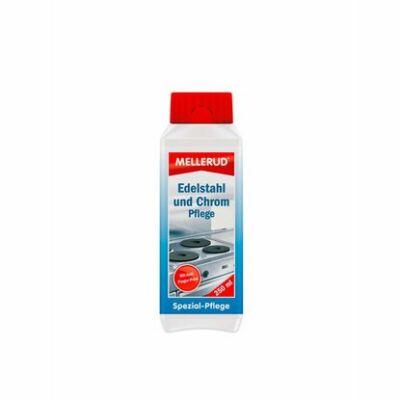 Mellerud Nemesacél és króm ápolószer 250 ml  (001780)