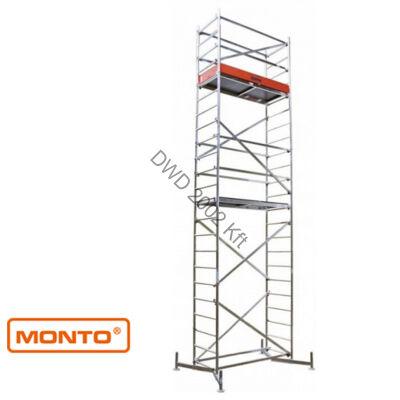 Krause 710130 ClimTec alumínium munkaállvány I. magasítás (5m)