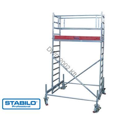 Krause 751461 Stabilo 100-as sorozat 4,40m-es gurulóállvány (3mx0,75m mezőhossz)  /143kg/