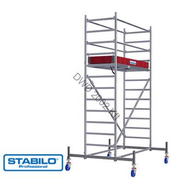 Krause 741318 Stabilo 10-es sorozat 4,40m-es gurulóállvány (2,50mx0,75m mezőhossz)  /109kg/