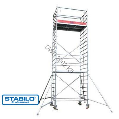 Krause 731340 Stabilo 10-es sorozat 7,40m-es gurulóállvány (2mx0,75m mezőhossz)  /161kg/