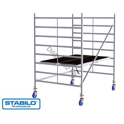 Krause 745200 Stabilo 50-es sorozat 3m-es gurulóállvány (2,50mx1,50m mezőhossz)  /79kg/