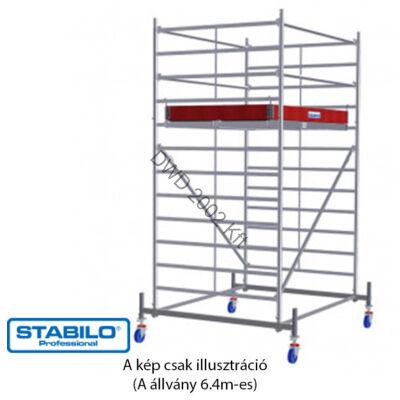 Krause Stabilo Gurulóállvány 50-es sorozat 6,4m (2,5x1,5m) 745231
