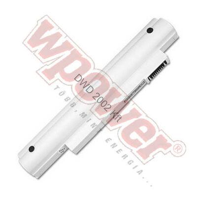 Acer Aspire 532H akkumulátor 4400mAh, fehér, gyári