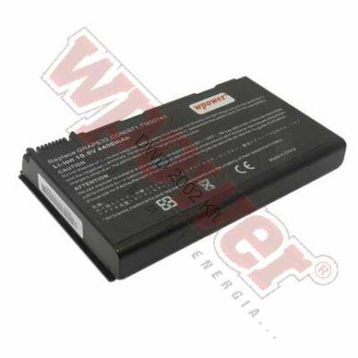 Acer TravelMate 5530 akkumulátor 5200mAh, utángyártott