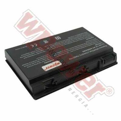 Acer TravelMate 7720 akkumulátor 4800mAh, utángyártott