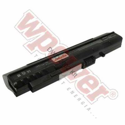 Acer UM08B71 akkumulátor 5200mAh, fekete, utángyártott