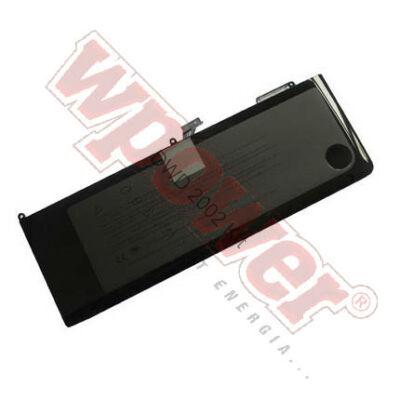WPOWER A1321 laptop akkumulátor 6600mAh, utángyártott