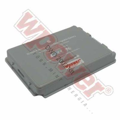 Apple A1078 akkumulátor 5200mAh, gyári