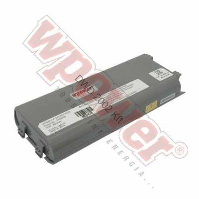 Fujitsu FMVNBP121 akkumulátor 4800mAh, gyári