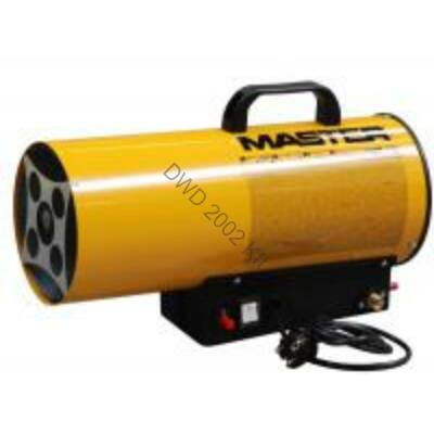 Hőlégfúvó MASTER BLP17M (PB gázos 16kW)
