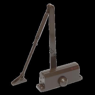 Ajtócsukó, ajtóbehúzó  SA-6033AW-bn, 40-65kg-os ajtóra