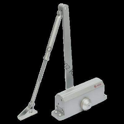 Ajtócsukó, ajtóbehúzó  SA-6033AW-sv, 40-65kg-os ajtóra