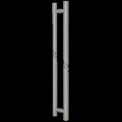 """YH-1200H/32 INOX """"H"""" alakú acélfogantyú 1,2m hosszú"""