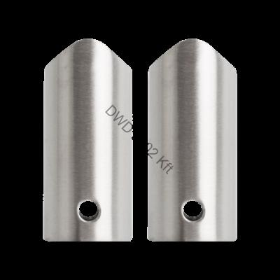 """YH-LEG90/25 90°-os egyenes láb """"H"""" alakú fogantyúkhoz - 25 mm átmérővel"""