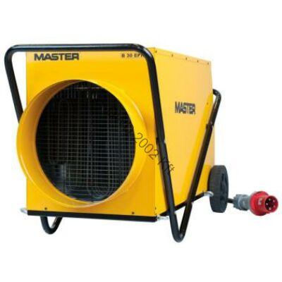 Hőlégfúvó MASTER B30 (elektromos 30kW)