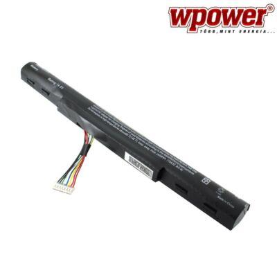 Acer AL15A32 akkumulátor 2500mAh, utángyártott