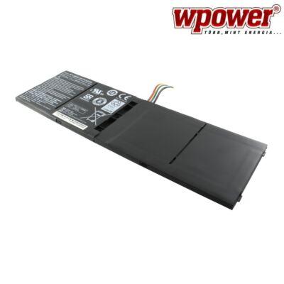 Acer AP13B8K laptop akkumulátor 3510mAh, utángyártott